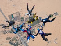 Desert Campus at Skydive Dubai