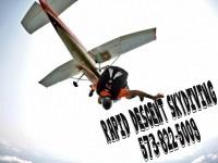 Rapid Descent Skydiving